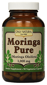 Only Natural Moringa Pure Moringa Oleifera Supplement Review
