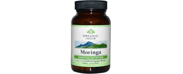 Organic India Moringa Capsules Review