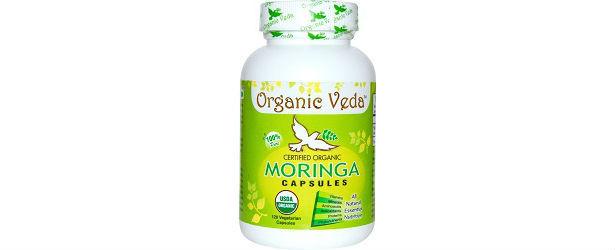 Organic Veda Moringa Capsules Review