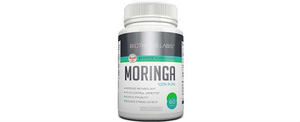 Bio Thrive Labs Moringa Review